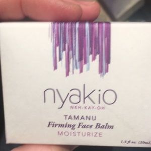 Other - Nyakio Tamano firming face balm